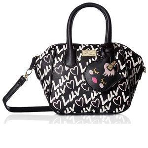 BNWT Betsey Johnson handbag